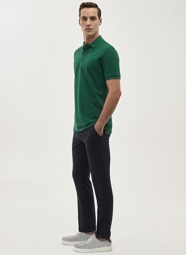 Altınyıldız Classics Polo Yaka Tişört Yeşil